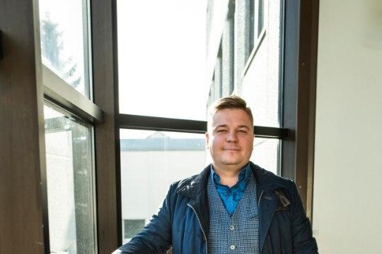 """Saatejuht ja raadiohääl Erkki Sarapuu: """"Mulle meeldib kodumaine disain!"""""""