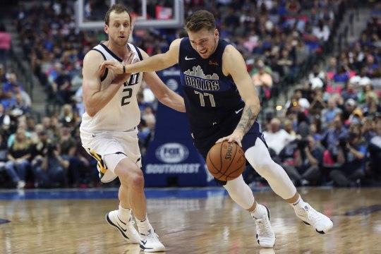Kas Luka Doncici särav algus NBAs on tiimikaaslased kadedaks teinud?
