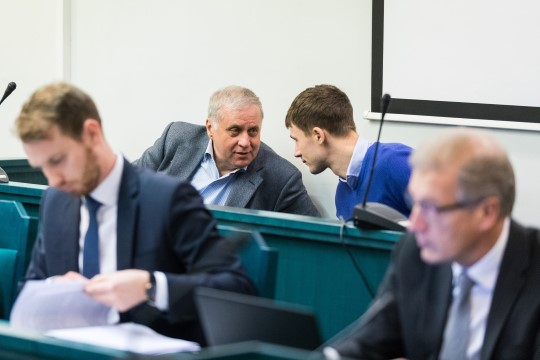 Ringkonnakohus mõistis ärimees Rein Kilgi majanduskuriteos õigeks