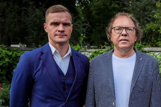 Rein Rannap koostööst Ott Leplandiga: iga lauluga sai kaks-kolm tundi noritud