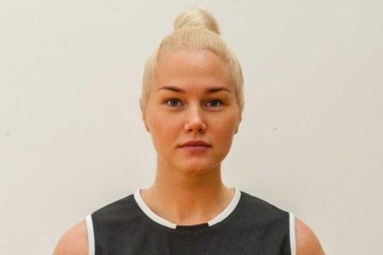 Kodumaale naasnud korvpallikaunitar valiti Eesti-Läti liiga kuu parimaks