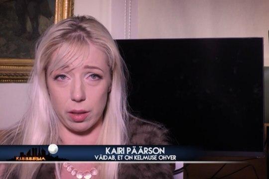 """""""Kuuuurija"""" täna: mida arvab Katrin Lust teda tabanud süüdistustest? Kui haige on Savisaar tegelikult?"""