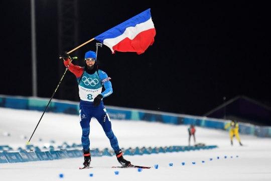 OLÜMPIAPÄEVA KOKKUVÕTE | Fourcade'i vägev võit, medalid ka Soome ja Tallinnasse!