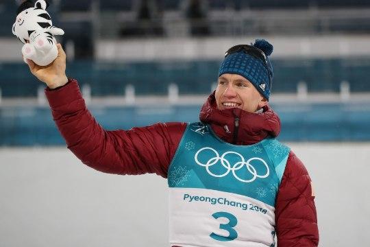 Sprindipronksi võitnud venelane: paar nädalat tagasi ei osanud olümpiast mõeldagi, olin haiglas