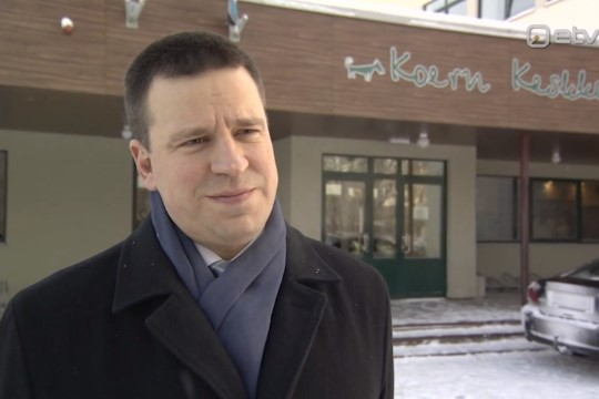 VIDEO | Koeru koolis proovisid õpetajatööd tuntud Eesti inimesed