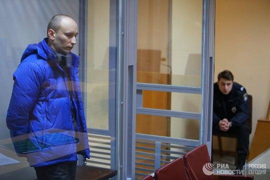 В Киеве российских военных приговорили к 13 и 14 годам тюрьмы