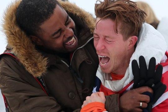 ÕL OLÜMPIAL   Mart Treial: kuidas ma Shaun White'iga koos nutsin