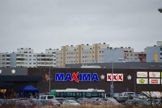 Keeleinspektorid avastasid Maxima kauplusest ühe eesti keelt oskava töötaja