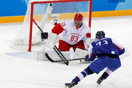 ÜLLATUSED HOKITURNIIRIL! Venelased kaotasid 2:0 eduseisust, ameeriklasi tabas sarnane saatus