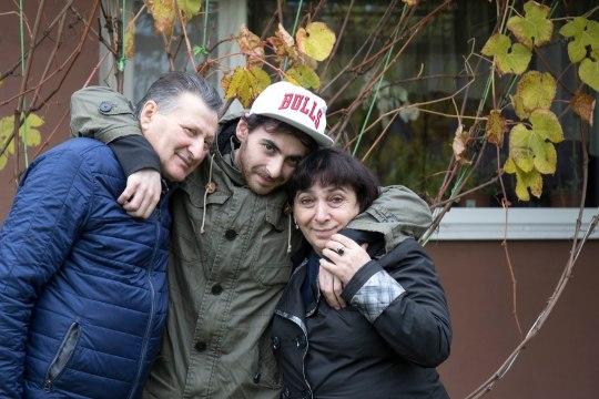 """Tigran Armeenia pere karmist kasvatusest: """"Oh, ma oleks surma saanud, kui oleksin julgenud alkoholi proovida!"""""""