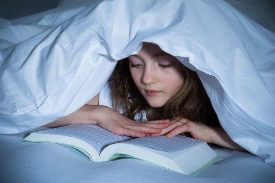 Kuus põhjust, miks õhtul enne uinumist raamatut lugeda