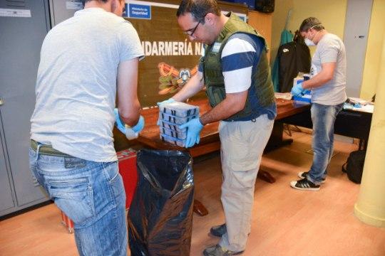 Vene saatkonnas Argentinas vahetati 389 kilo kokaiini jahuga ära