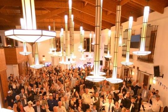 FOTOD | Üle veerand tuhande eestlase kogunes Tenerifel kodumaa juubelit tähistama