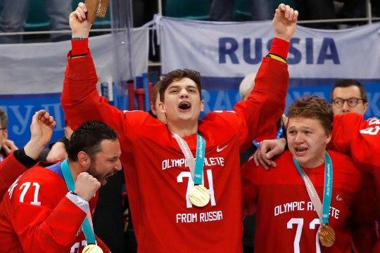 KREML: need olümpiamängud olid Venemaa jaoks edukad