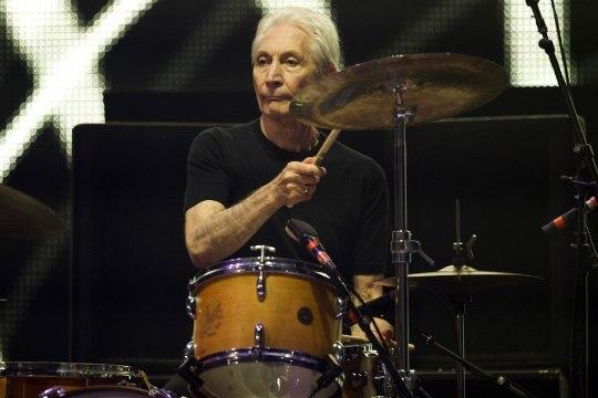 Rollingute trummarit Charlie Wattsi ei kurvastaks bändi lagunemine
