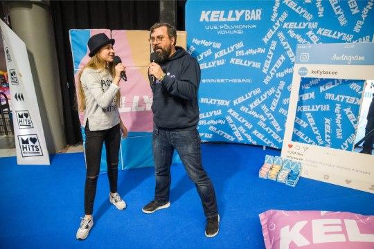 VIDEO | Kelly Sildaru sukeldus ärisse ja viib tükikese kodumaad laia maailma
