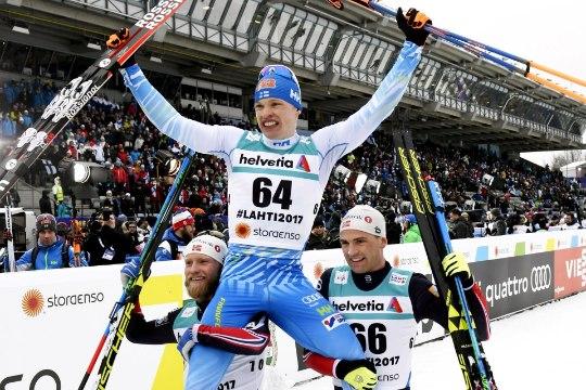 ENNUSTUSPORTAAL: Läti seisab suure triumfi lävel, Soome jääb olümpial kullata