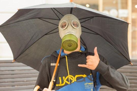 Taevast sajab kümneid miljoneid viiruseid