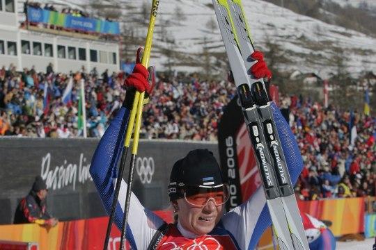 Deivil Tserp   Kas Torino olümpia talvemuinasjutt võiks Pekingis eestlastele korduda?