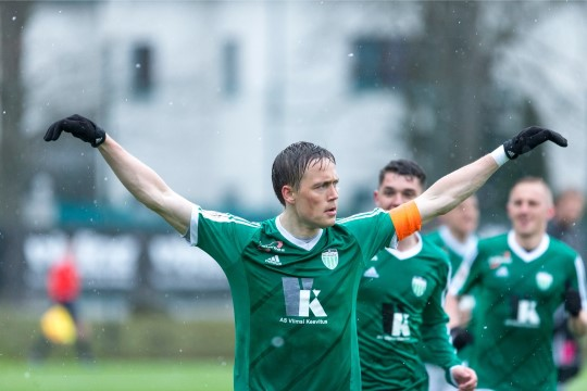 EV100 VIDEO | Jalgpallur Rimo Hunt: soovin, et kõigi eestimaalaste elu läheks ikka paremuse poole!