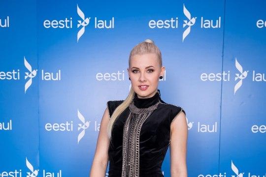 """""""Eesti laulu"""" finalist Nika avaldas eestikeelse loo"""