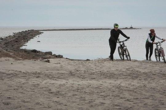 Sügisel ehitatakse Pärnu muuli äärde kergliiklustee