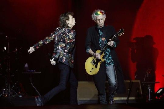 Keith Richards: Jagger peaks vasektoomiale minema!