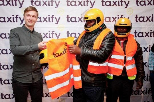 Martin Villig: unistame, et Taxifyst saaks oma alal Euroopa suurim firma