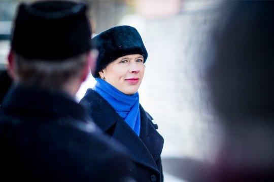 Kersti Kaljulaid Briti telekanalile: Eestis ei räägita Putini vene keelt