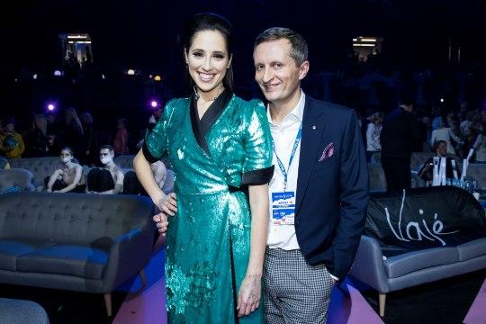 FOTOD   Paljastatud! Kes on Elina Nechayeva salapärane kallim?