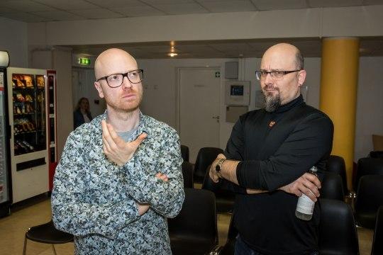 """René Vilbre: me ei leidnud """"Eesti laulu"""" vaheklippidest kangemat sõna kui """"raisk"""""""