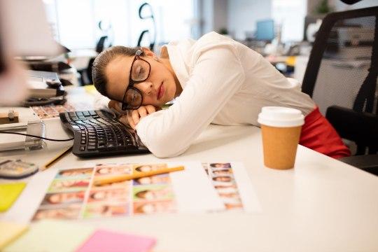 Pidev väsimus võib viidata kehvveresusele