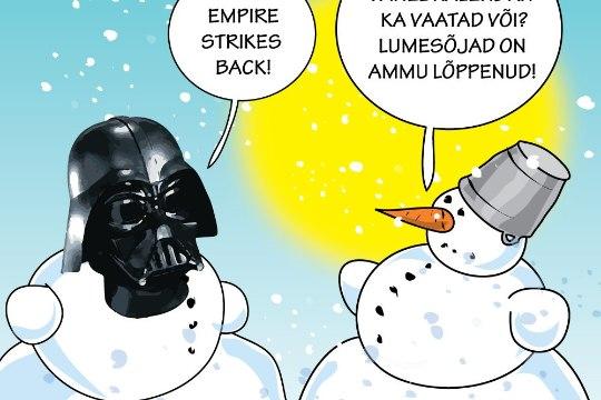 Karikatuur | Eesti ilm