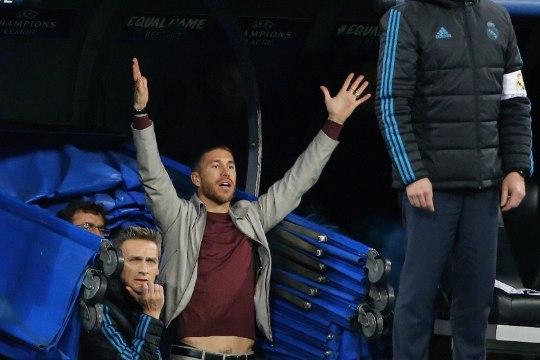 OHOO! Madridi Reali kapteni poolfinaal sattus küsimärgi alla