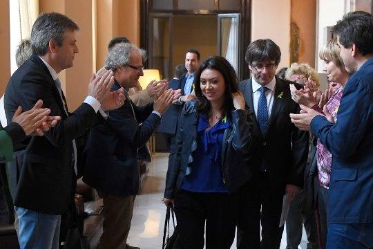 Kataloonia iseseisvuse ideeline pooldaja Carles Puigdemont riskib saada poliitvangiks