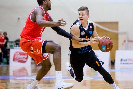 Kas Pärnu Sadam kujuneb play-off'is mustaks hobuseks?