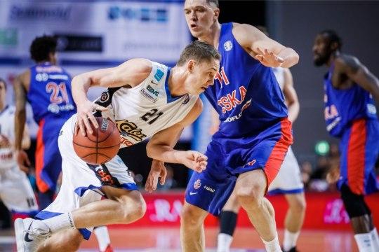 NII SEE JUHTUS | Sport 16.04: Kalev/Cramo langes Ühisliigas viimaseks