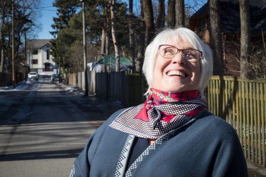 Marina Kaljurand saab ühe korraga kahekordseks vanaemaks
