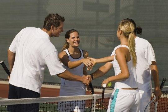 TENNIS – üldtreening koos sõpradega
