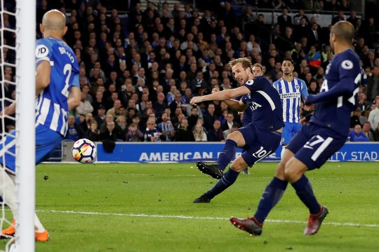 Tabeli keskmikuga viigistanud Tottenham tegi Liverpoolile teene