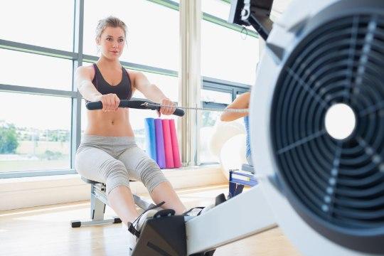 Miks on sõudeergomeetri treening hea?