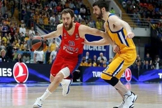 CSKA tegi Himkiga viimasel veerandil sotid selgeks ning astus ühe jalaga Euroliiga poolfinaali