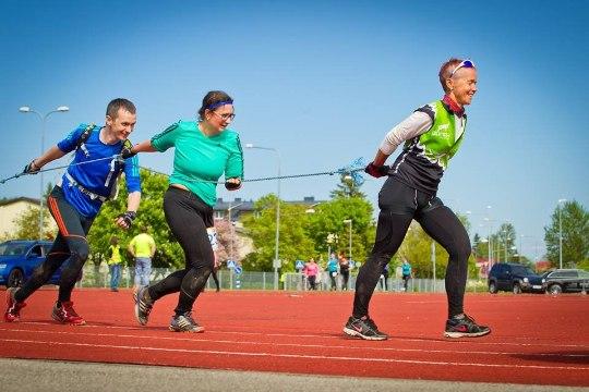 BLOGIAUHINNAD   Spordiblogija Helena Roosaar: spordi tegemine pole seotud vaid kehakaaluga, vaid ka eneseusu ja iseloomu kasvatamisega