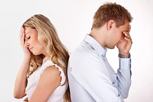 VÄHE SEKSI VÕI LIIALT MEELAS NAINE: 10 meest paljastavad, miks nende suhe allamäge läks
