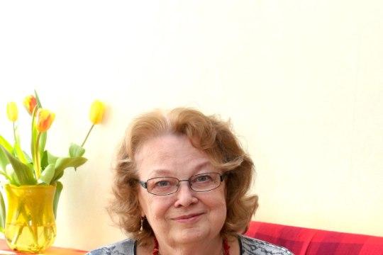 """NÄITLEJANNA ANNE MARGISTE: """"Arved Haug oli mu elu armastus."""""""