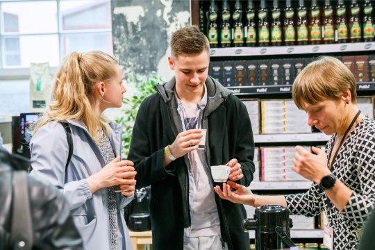 PILDID | Hõrk kohviaroom hõljub Tallinna kohal - Coffee Festival 2018 on alanud!