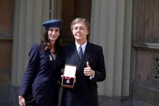 Paul McCartney on Ühendkuningriigi rikkaim muusik