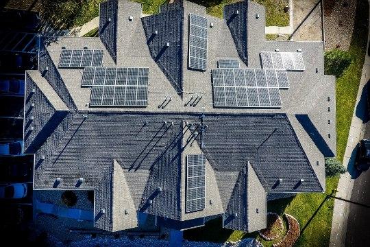Как создать домашний солнечный парк?