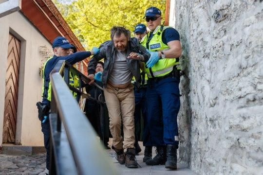 GALERII | Tallinna päeva puhul lasi Taavi Aas Jüri Ratase all-linna sisse