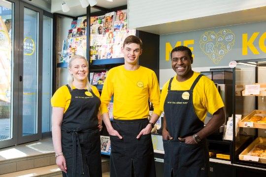 Летом R-Kiosk ждет на работу 30 молодых людей